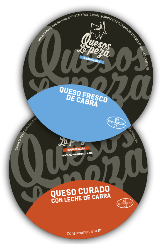 QUESO DE CABRA | Quesos La Peza, Granda