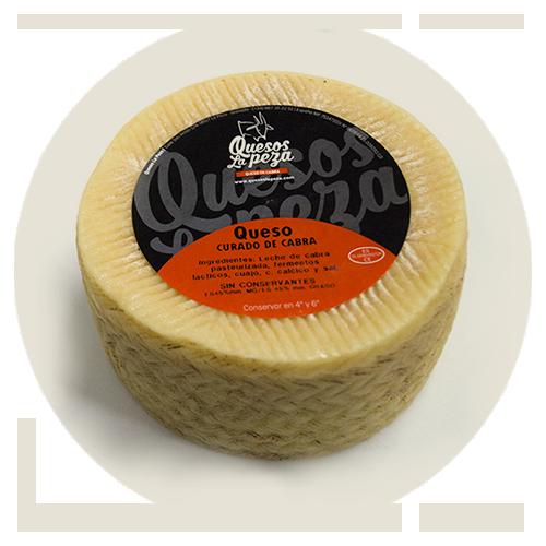 Quesos la peza aut ntico queso de cabra de elaboraci n tradicional - Beneficios queso de cabra ...